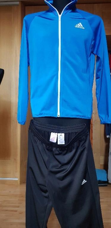 Nowe ładne dresy Adidas mała XL r. 174