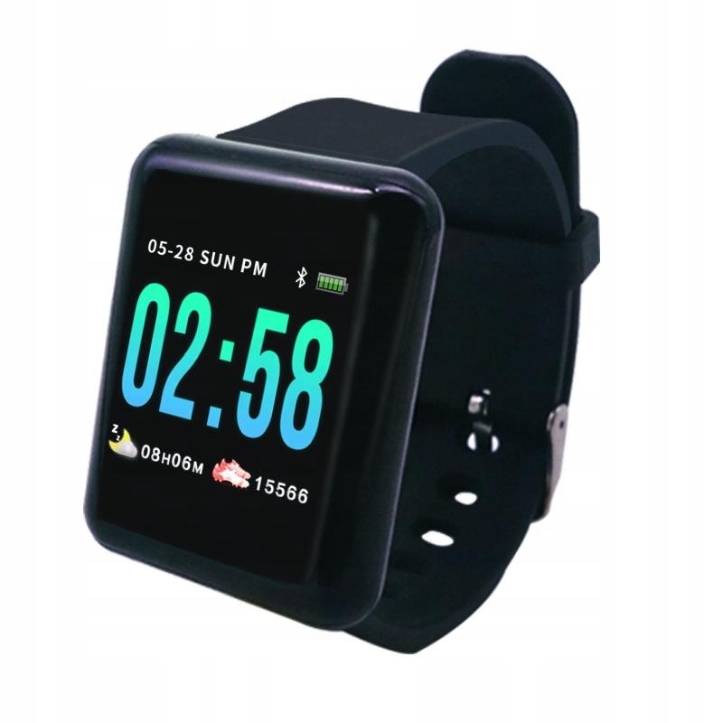 Zegarek damski SMARTBAND smartwatch bluetooth