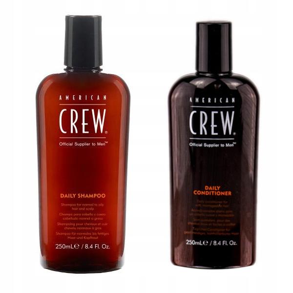 American Crew Daily zestaw szampon + odżywka