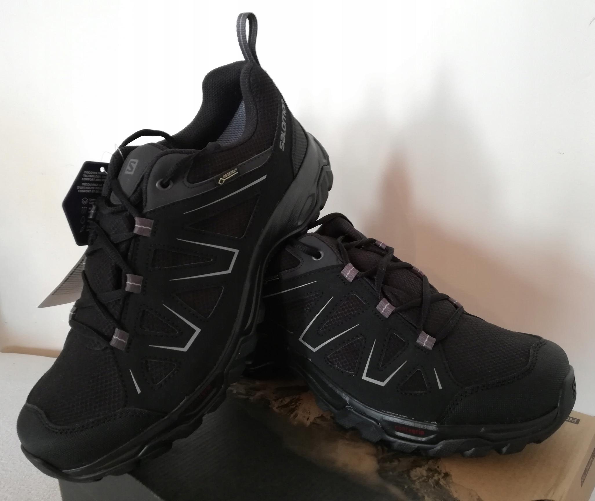 Buty trekingowe SALOMON TIBAI GTX (L39926100)