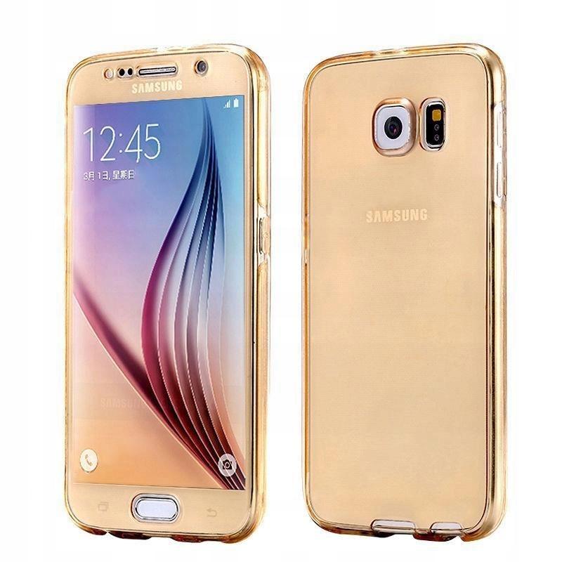 ETUI SAMSUNG Galaxy S6 Edge Plus + 360 silikon - 7580804322 ... 95715f87f97b