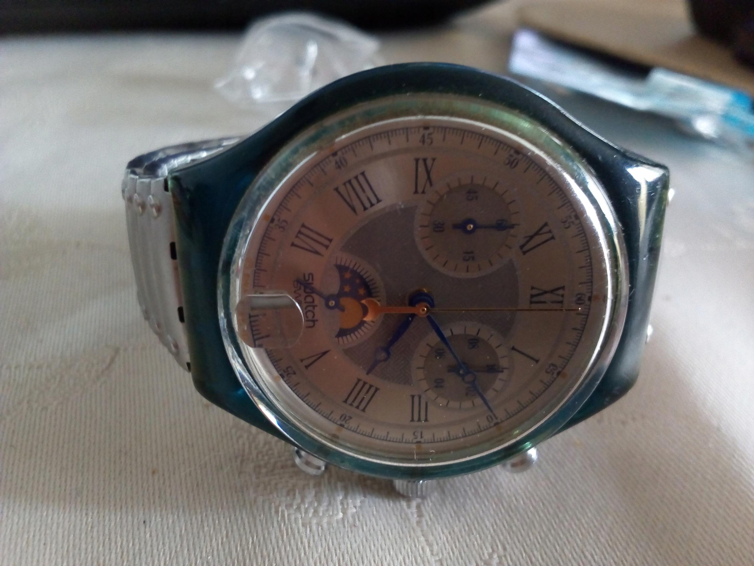 zegarek Swatch bcm okazja