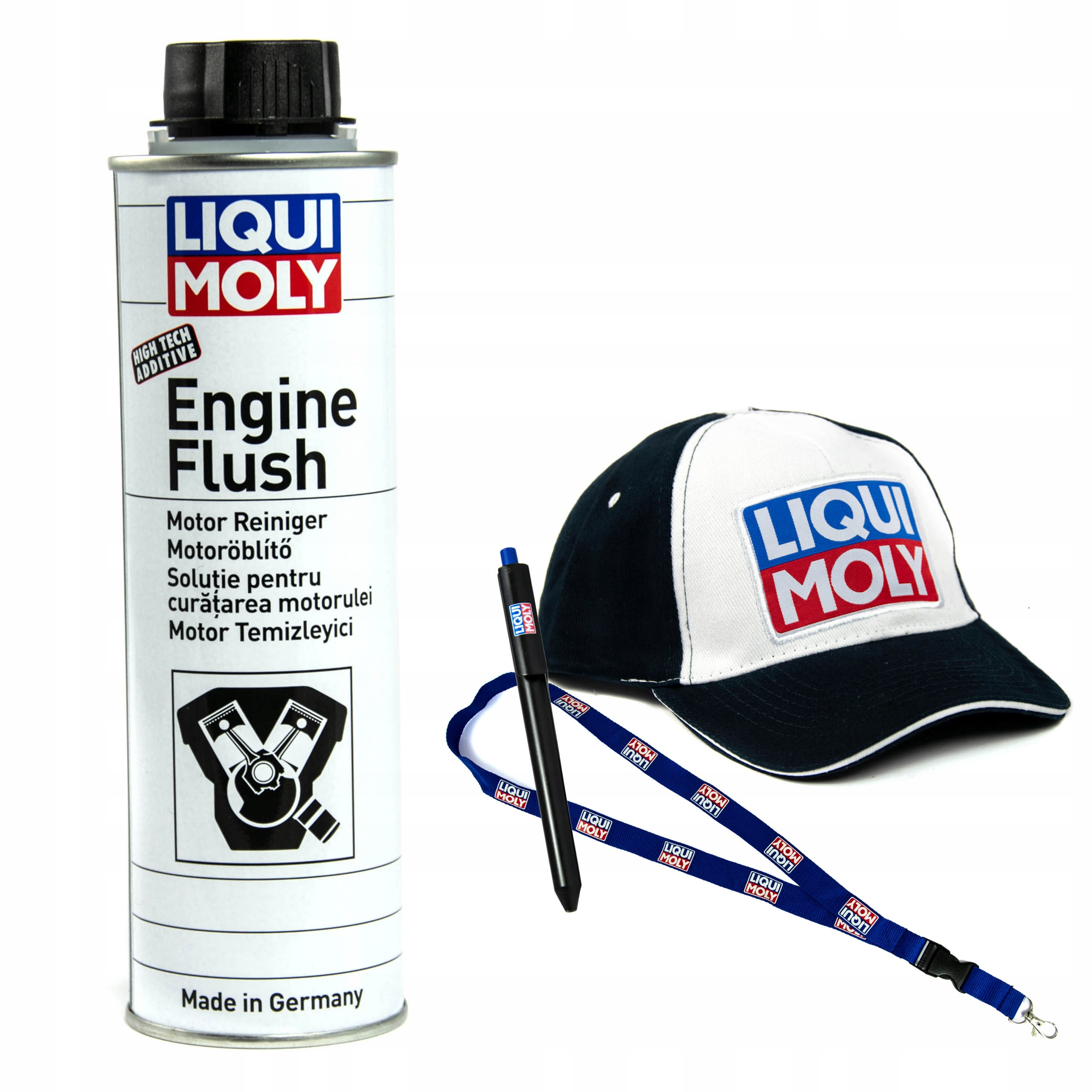 Liqui Moly Engine Flush 300ml płukanka silnik 2640