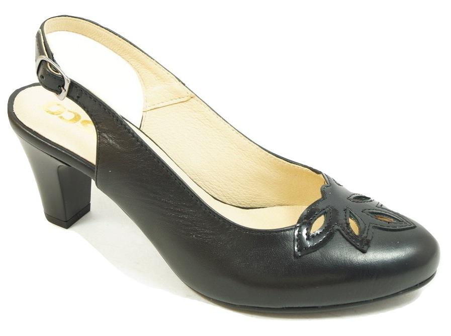 Sandały damskie Pesco 1823 Granatowe