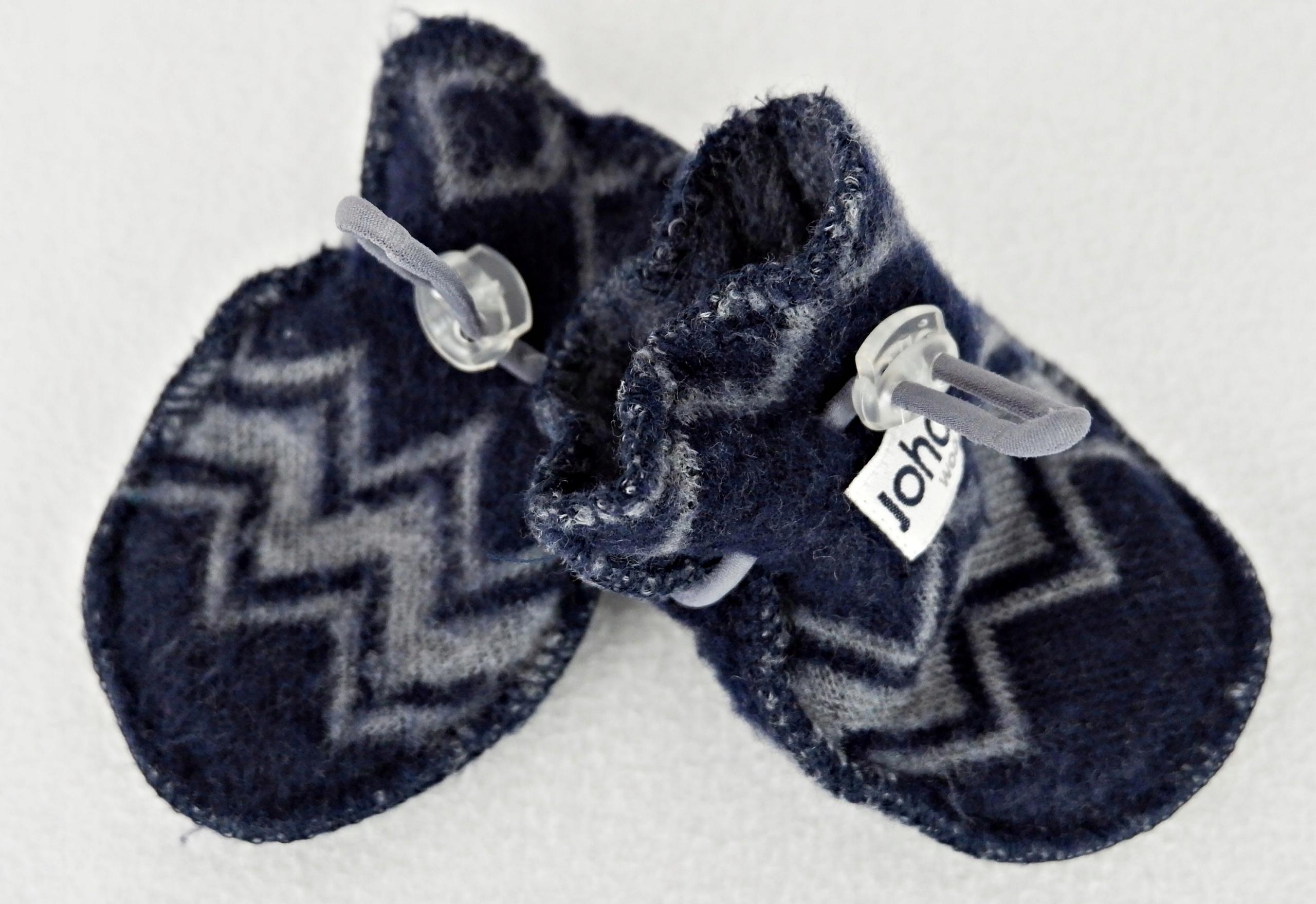 JOHA rękawiczki wełna merino wool 2 warstwy 60 70