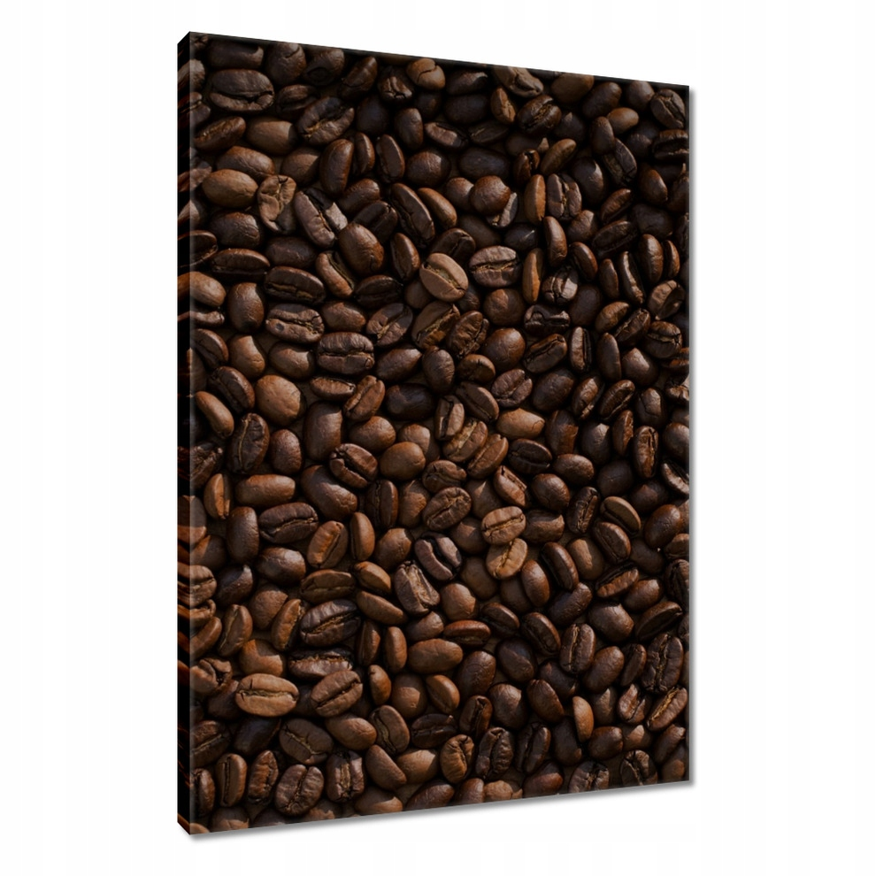 Obrazy na płótnie 40x60 Palone ziarna kawy