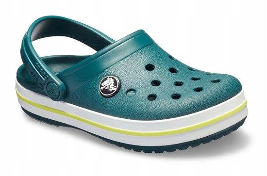Buty Crocs Crocband 204537 EVERGREEN 28