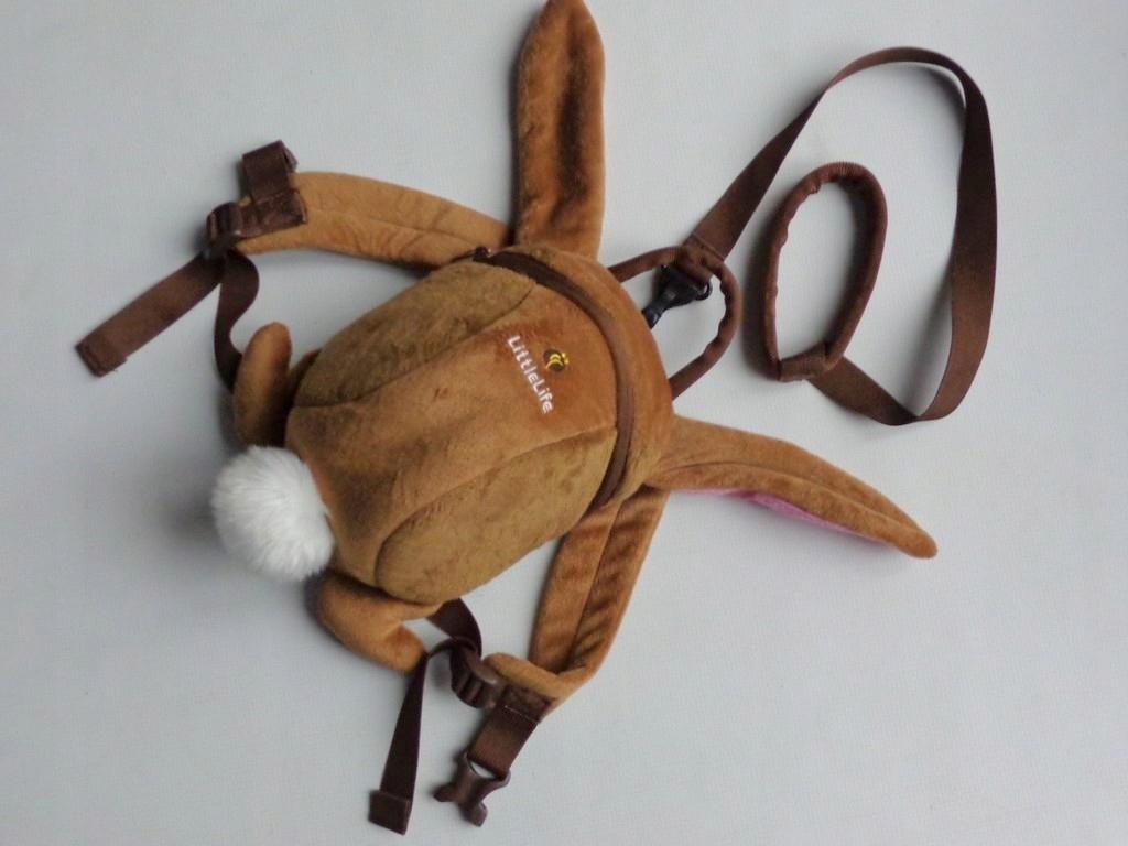 LittleLife oryginalny plecak dziecięcy j.NOWY