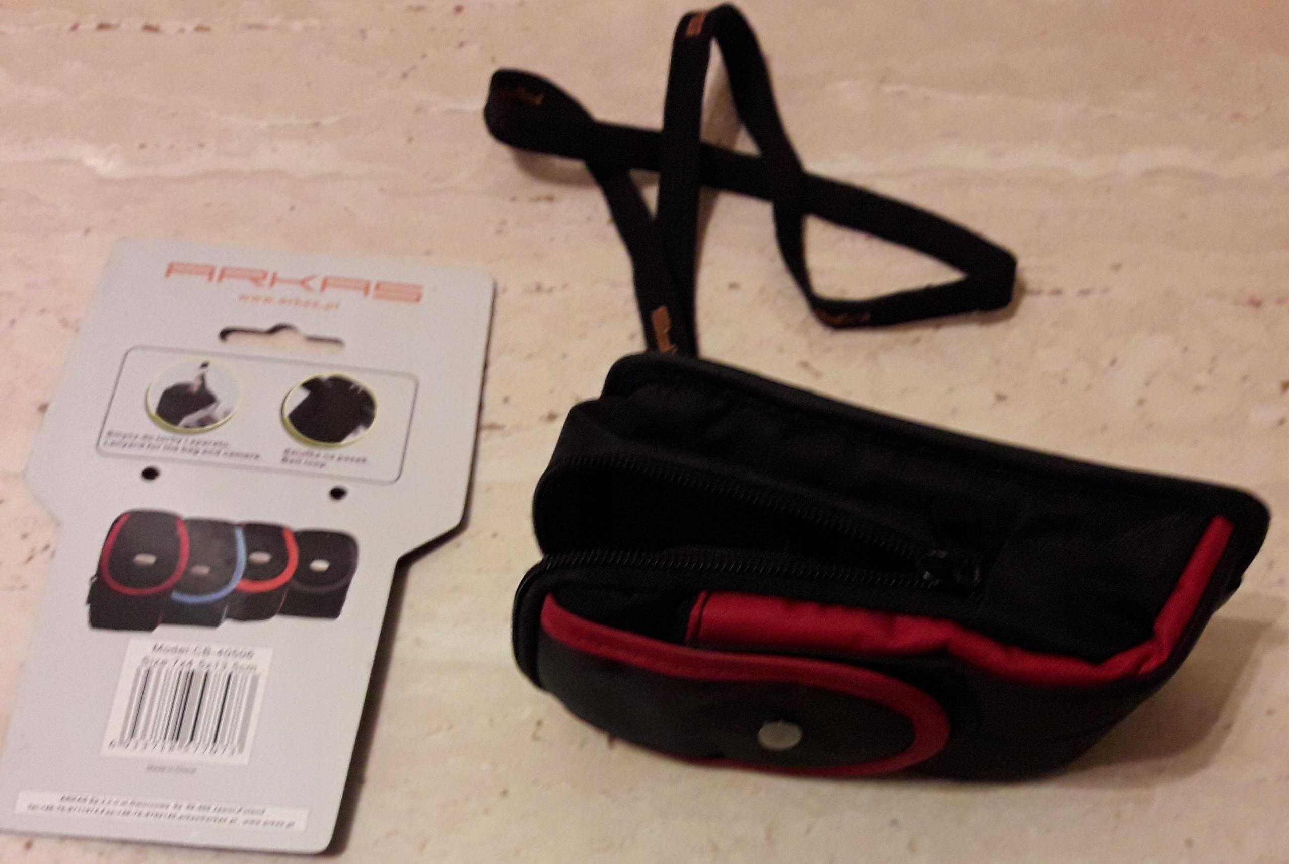 ARKAS torba na aparat fotograficzny nieprzemakalna