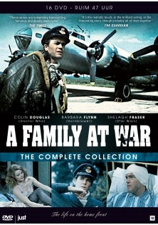 DVD Tv Series - Family At War - Complete Complete