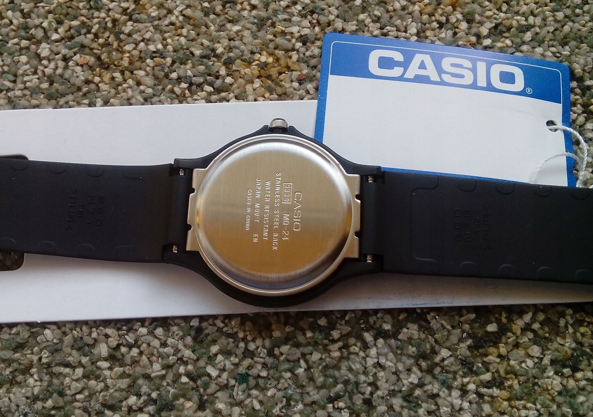 Harga Casio Mq24 Terbaru 2018 Aem Piggyback 1930 Fic8 Znakomity Nowy Zegarek 7b 7419934395 Oficjalne