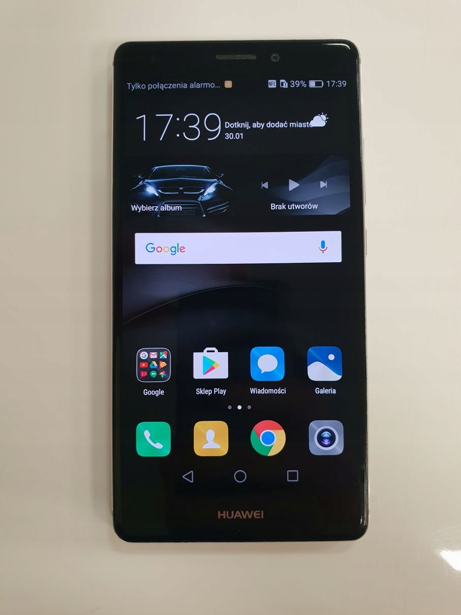 Huawei Mate S CRR-L09 komplet gwarancja
