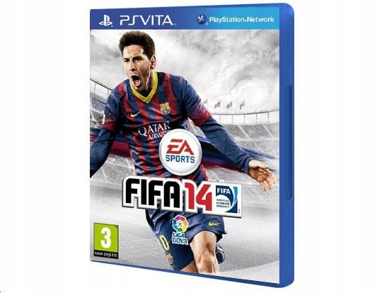 FIFA 14 Sony PS VITA