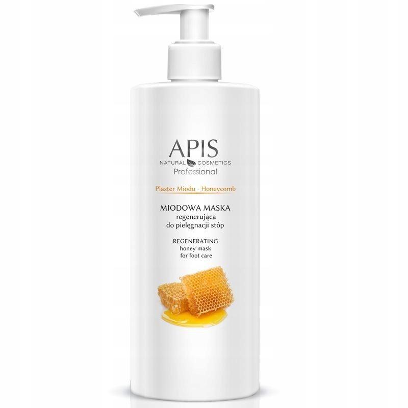 APIS Plaster Miodu miodowa maska regenerująca do s