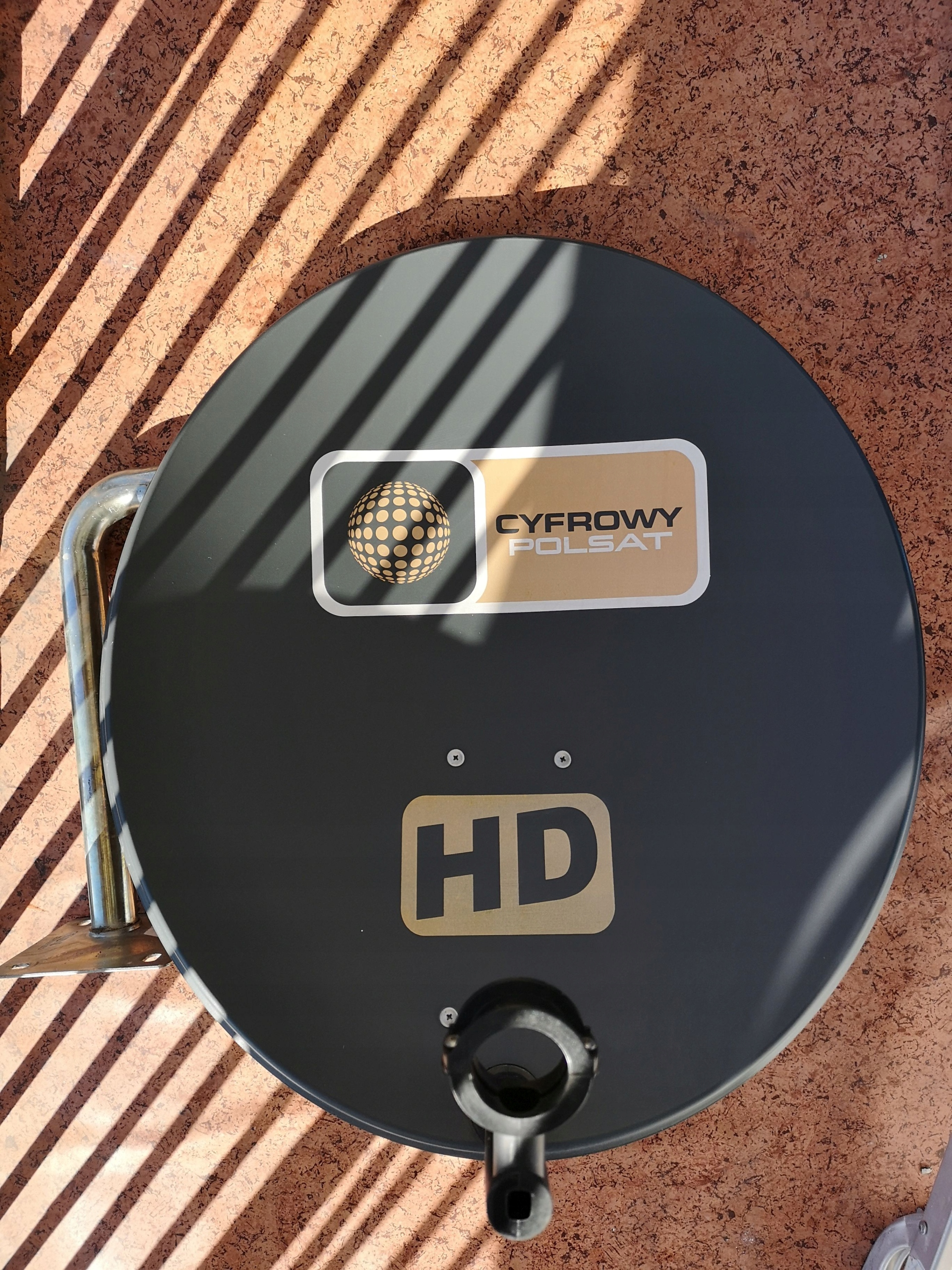 Czasza Polsat HD Antena z uchwytem
