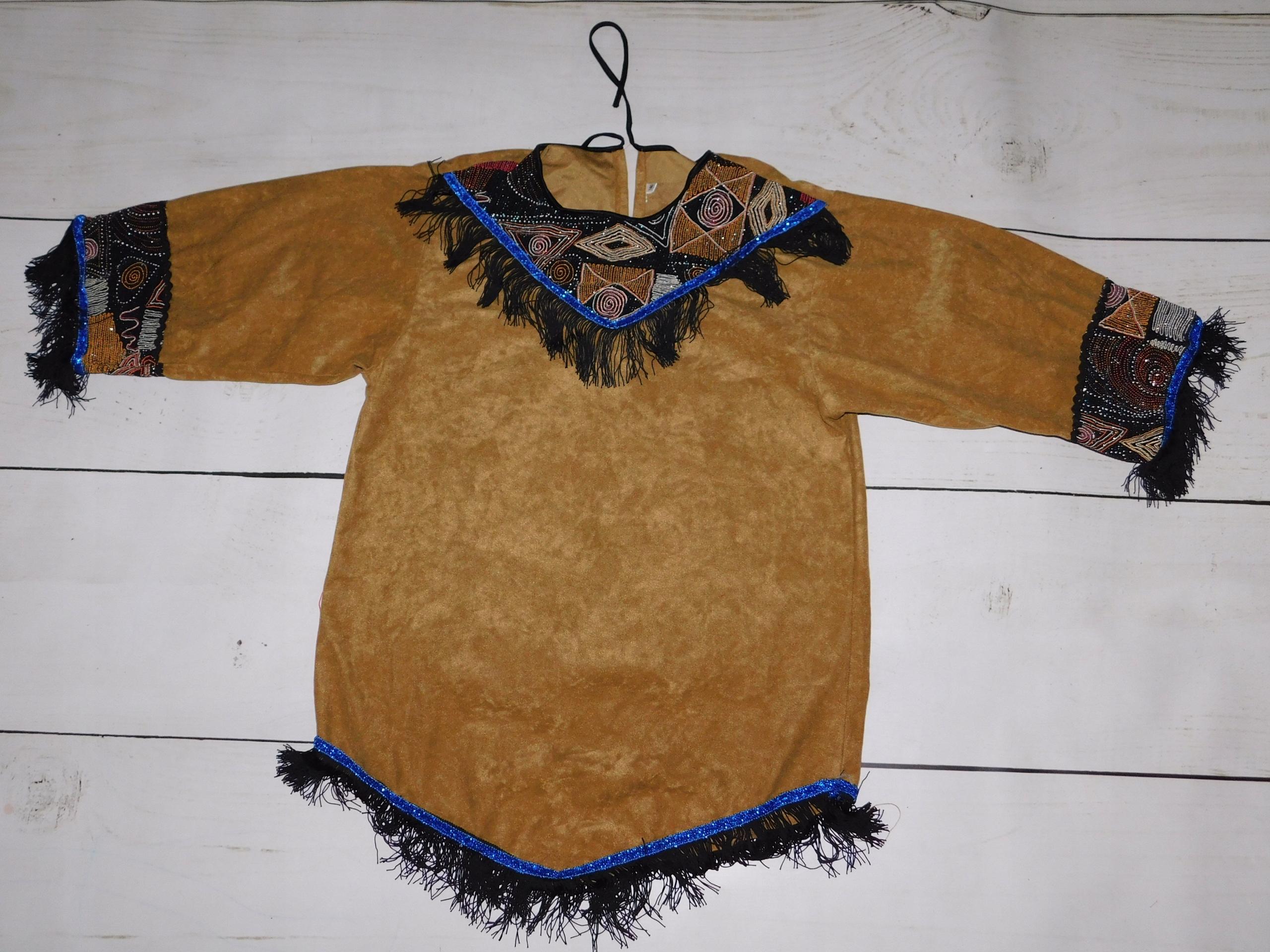 INDIANKA strój rozmiar 140 cm STROJE KARNAWAŁOWE