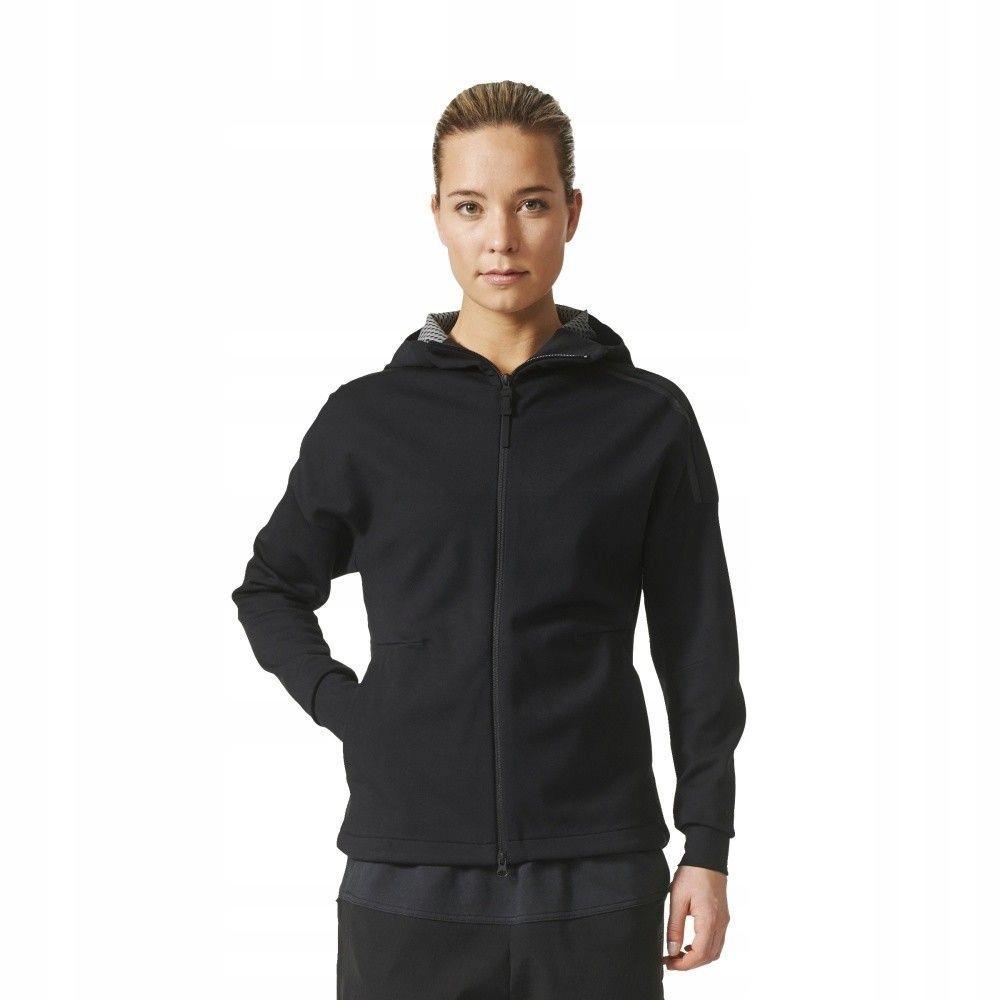 Bluza adidas ZNE DUO Hoodie BS4918 - CZARNY; S
