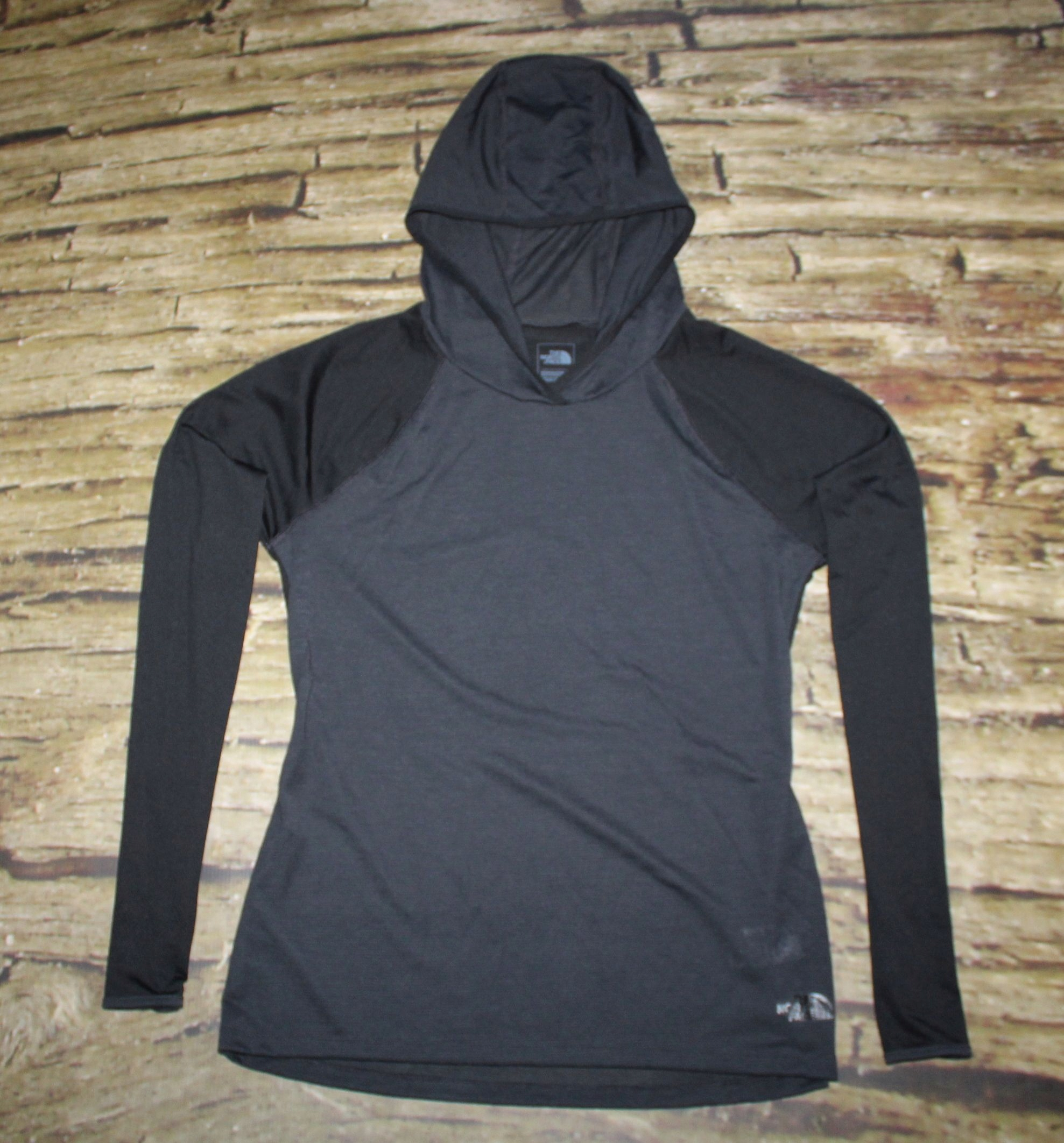 THE NORTH FACE PULLOVER HOODIE FLASHDRY roz. M