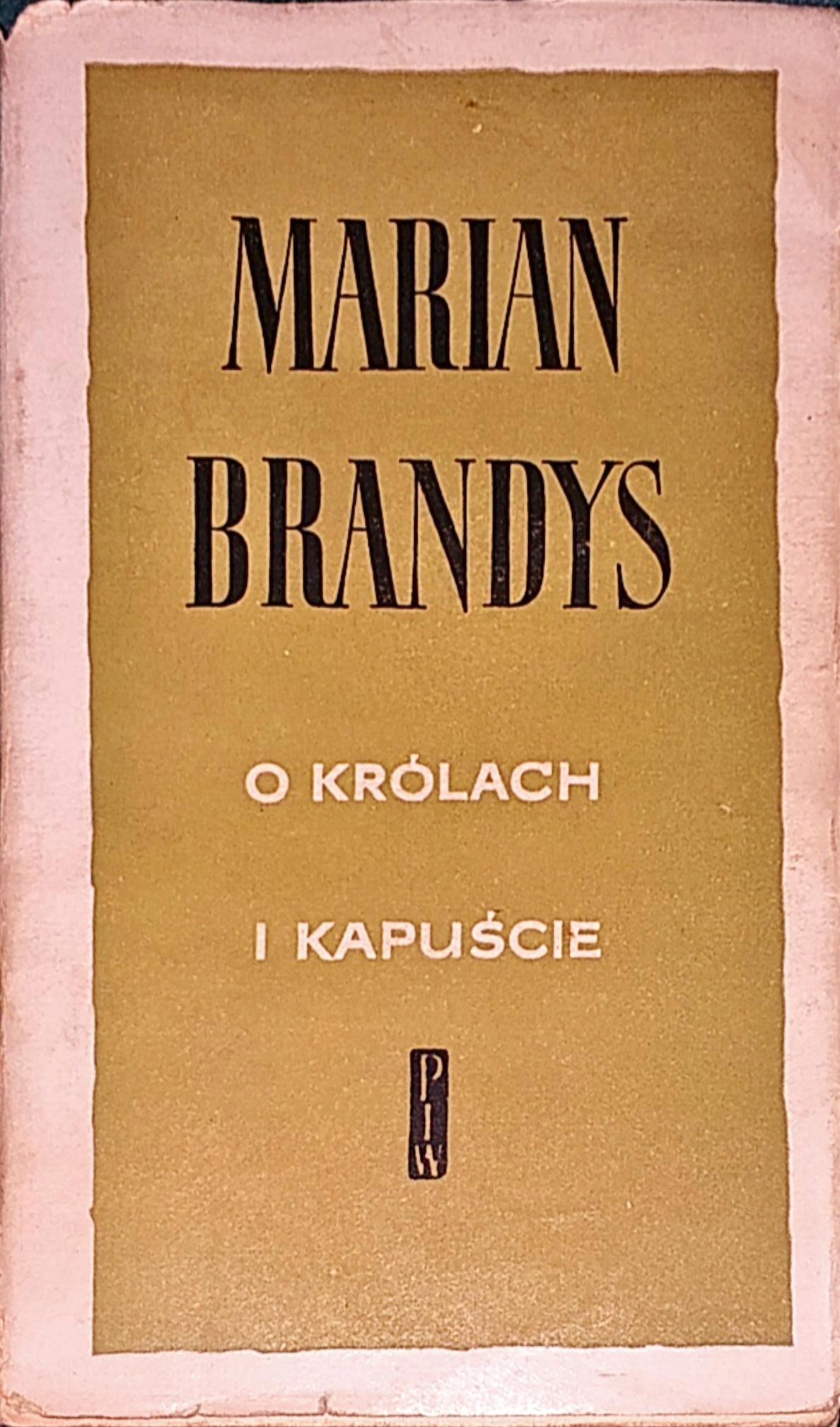 O królach i kapuście Brandys