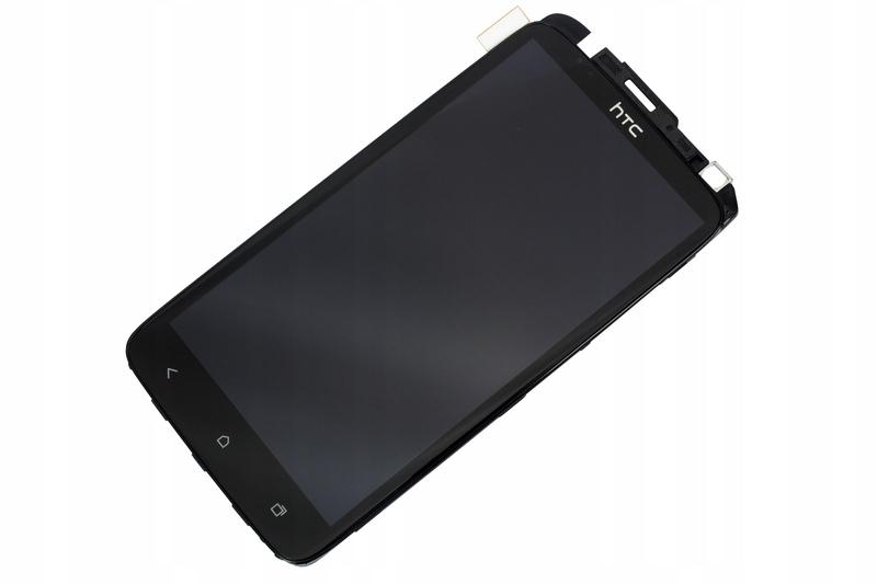 ORGINALNY WYŚWIETLACZ HTC DESIRE ONE X LCD NOWY
