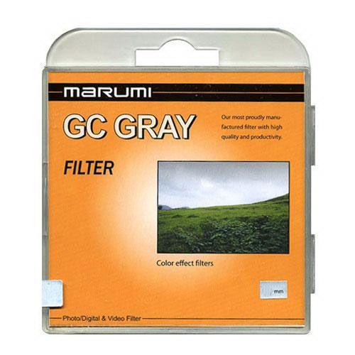 Filtr Marumi GC 62mm (szary połówkowy)