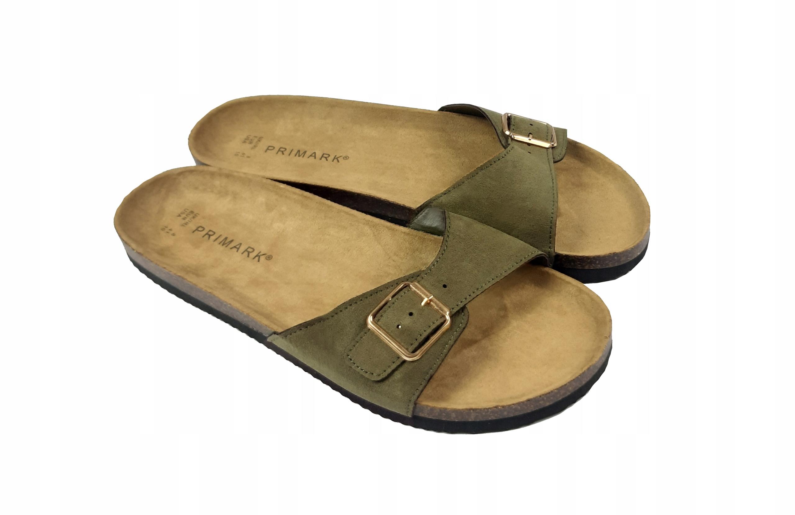 Primark klapki sandały 42 - 43 na szerokie stopy