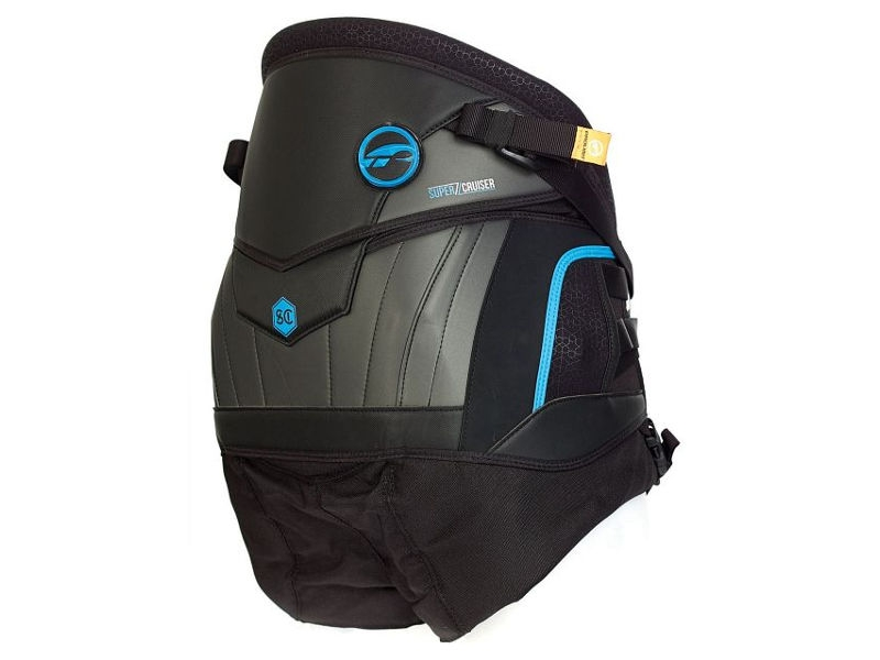 Trapez PROLIMIT Super Cruiser Seat Black/Blue XL