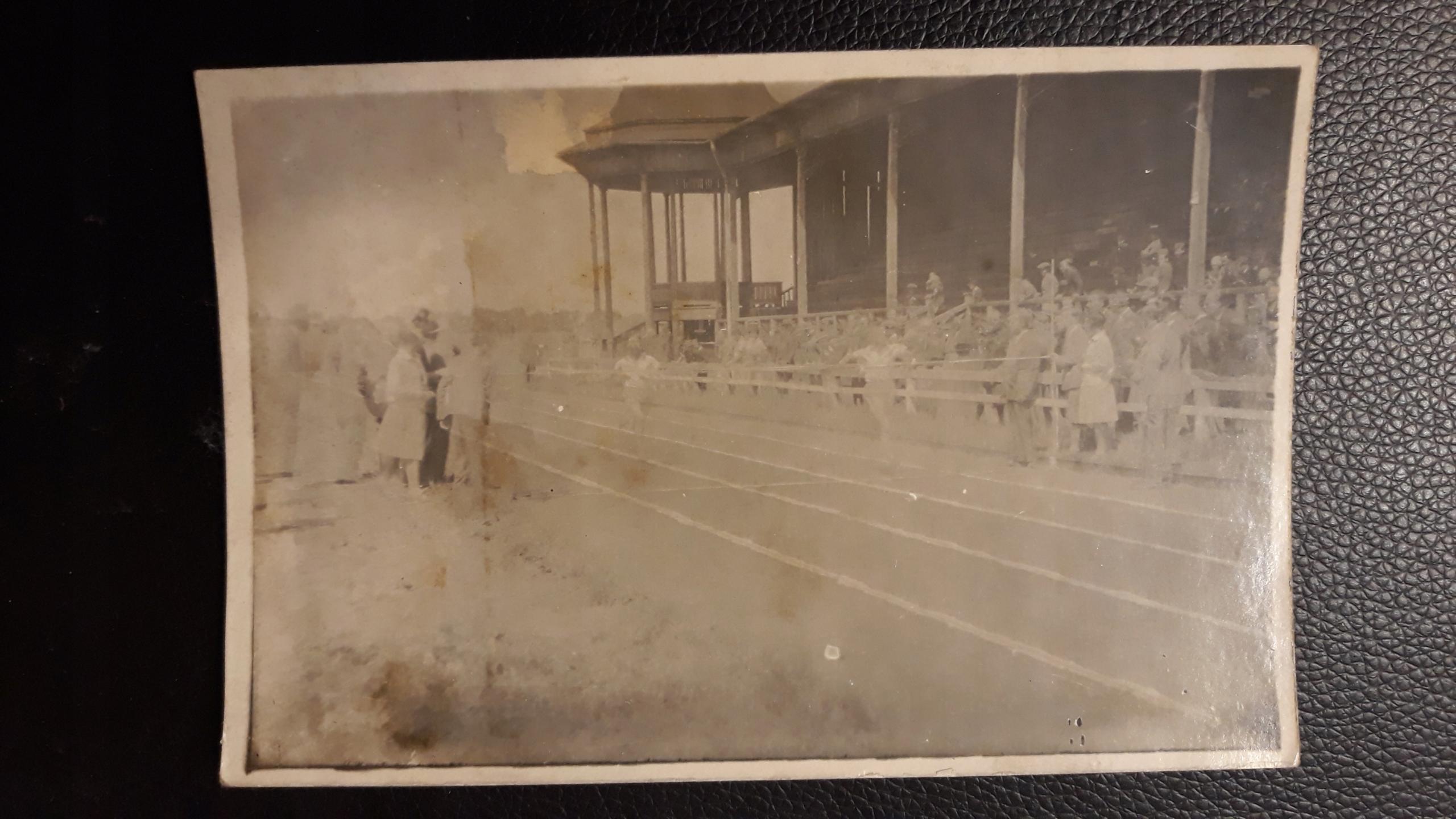 zdjęcie Wisła Kraków stary stadion