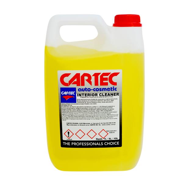 CARTEC Interior Cleaner Plastiki Tapicerka APC 5L