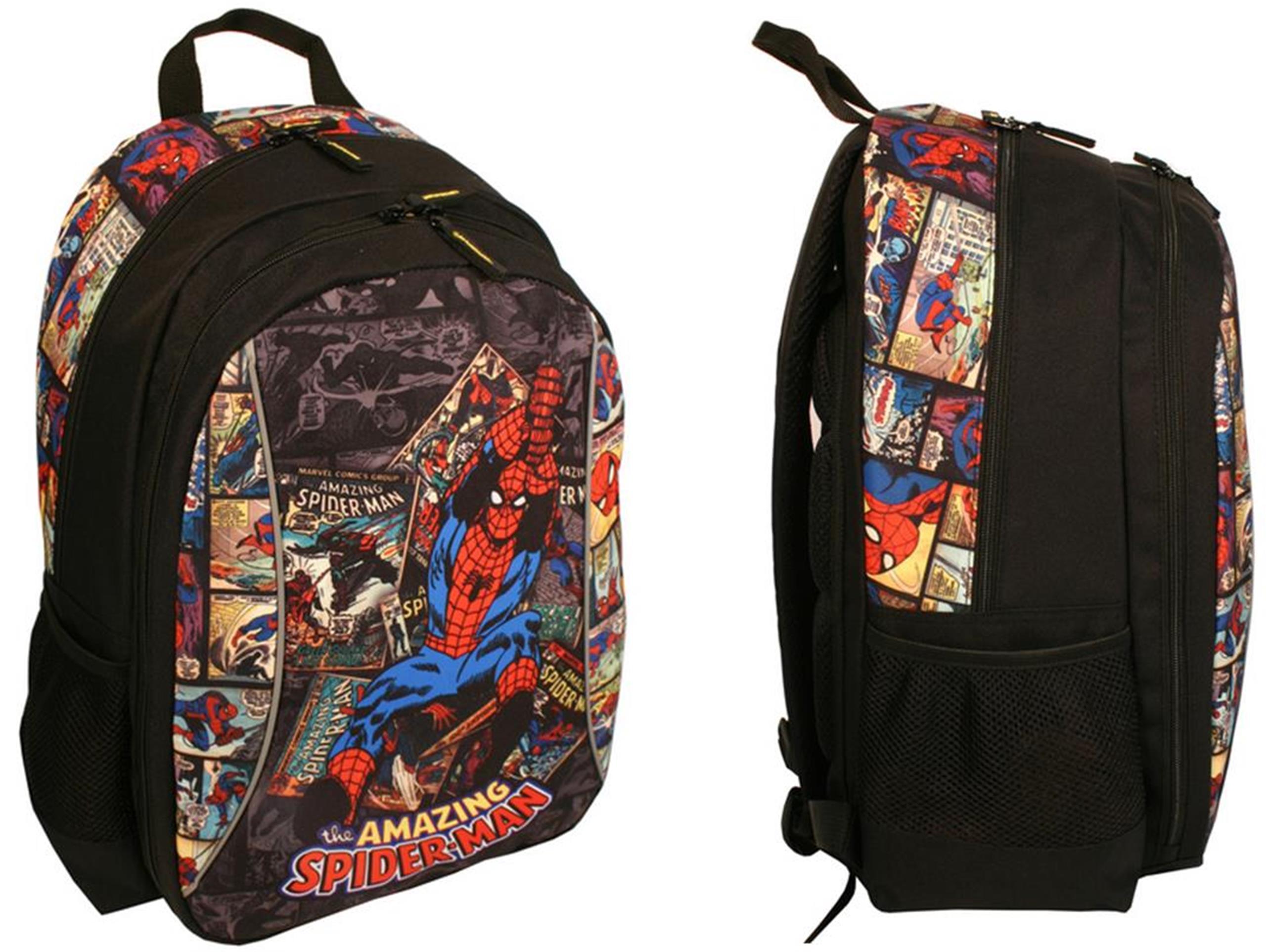 79da20c9338a2 PLECAK SZKOLNY Spider-man Spiderman dla Chłopaka - 6675803767 ...