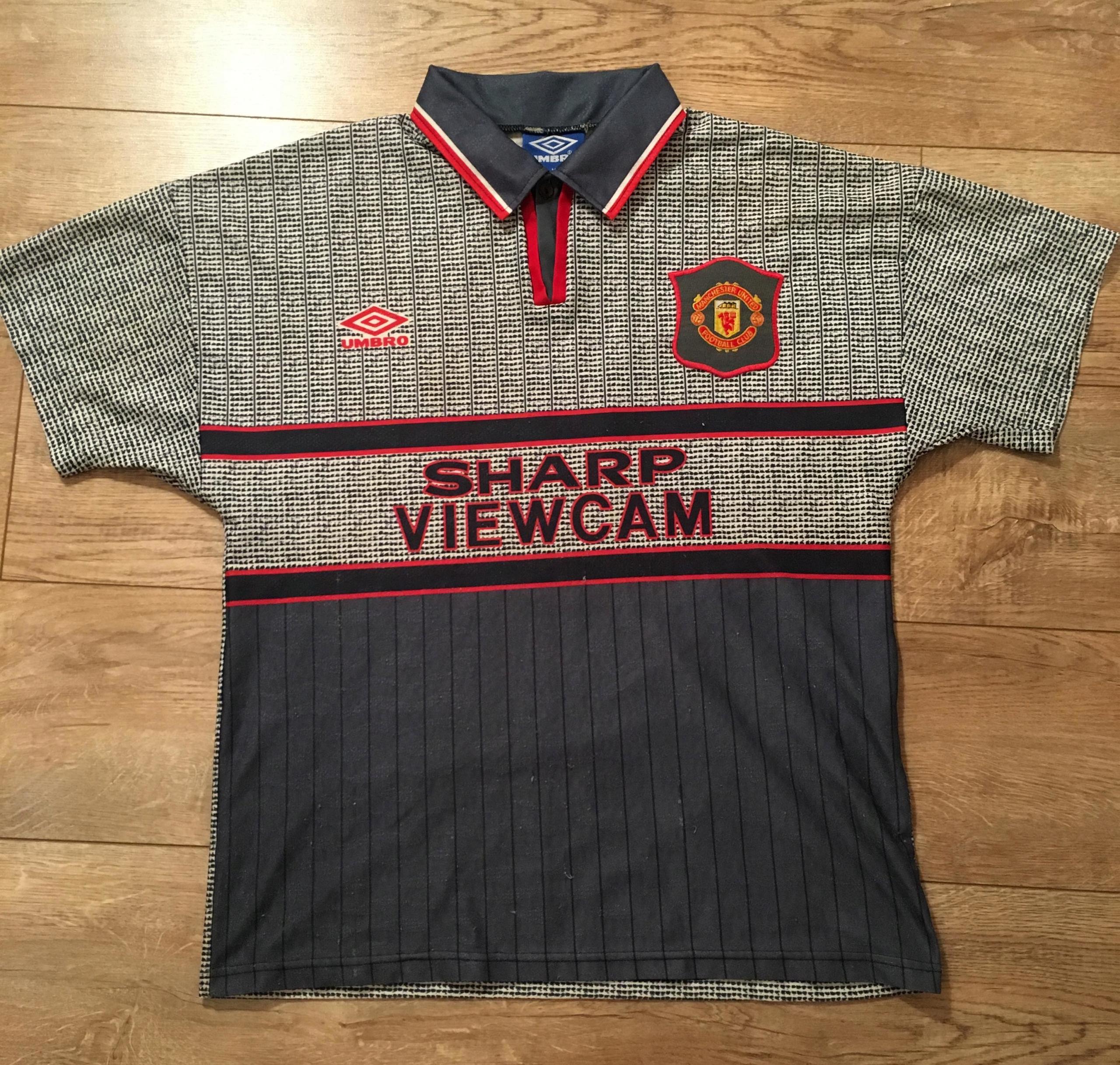 Koszulka Umbro Manchester United 1995 ! Rozmiar M