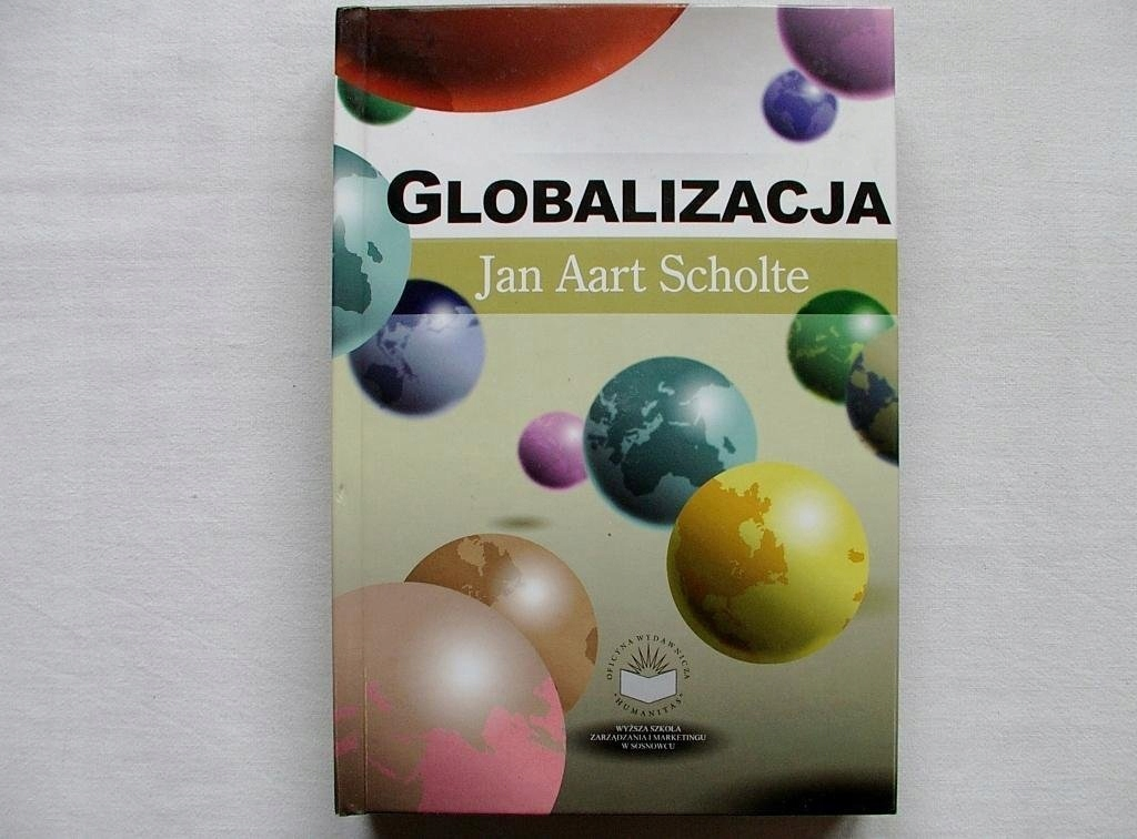 GLOBALIZACJA - Jan Aart Scholte [6968]