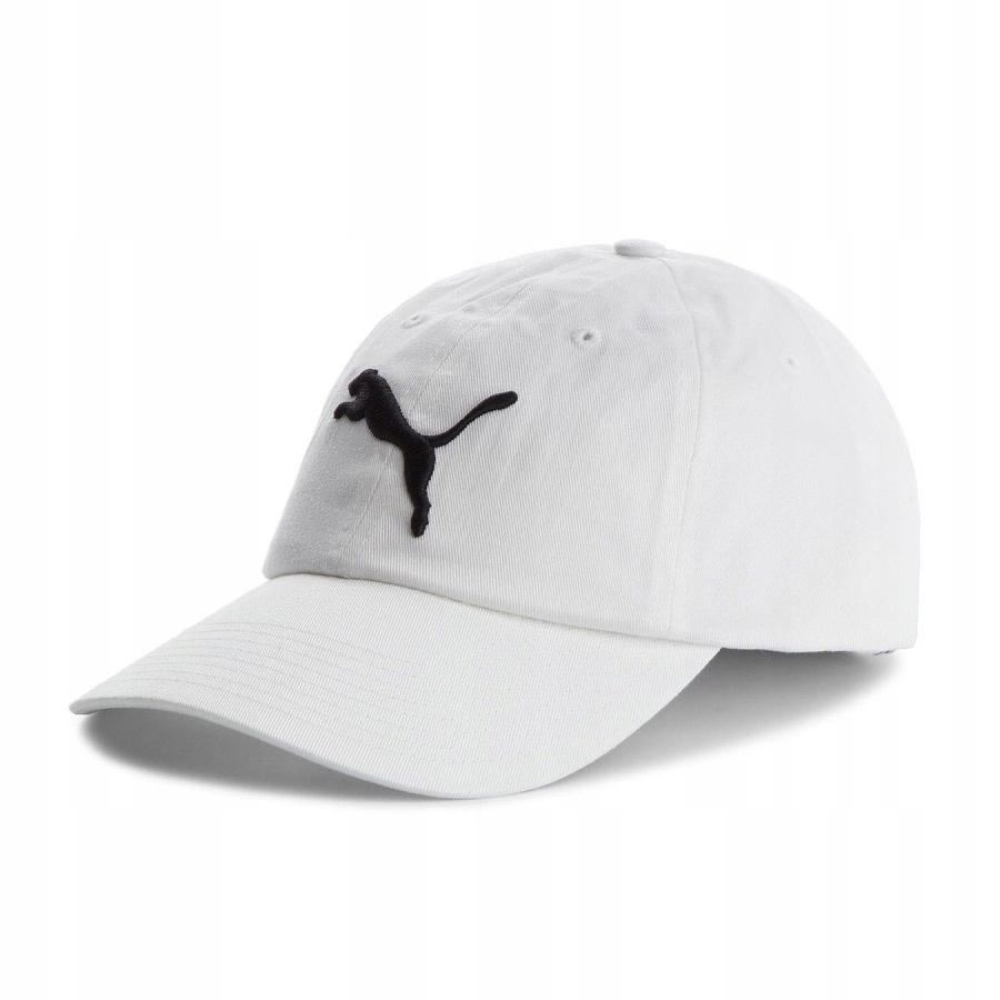 Czapka Puma ESS Cap Peacoat No.1 052919 02 biały!