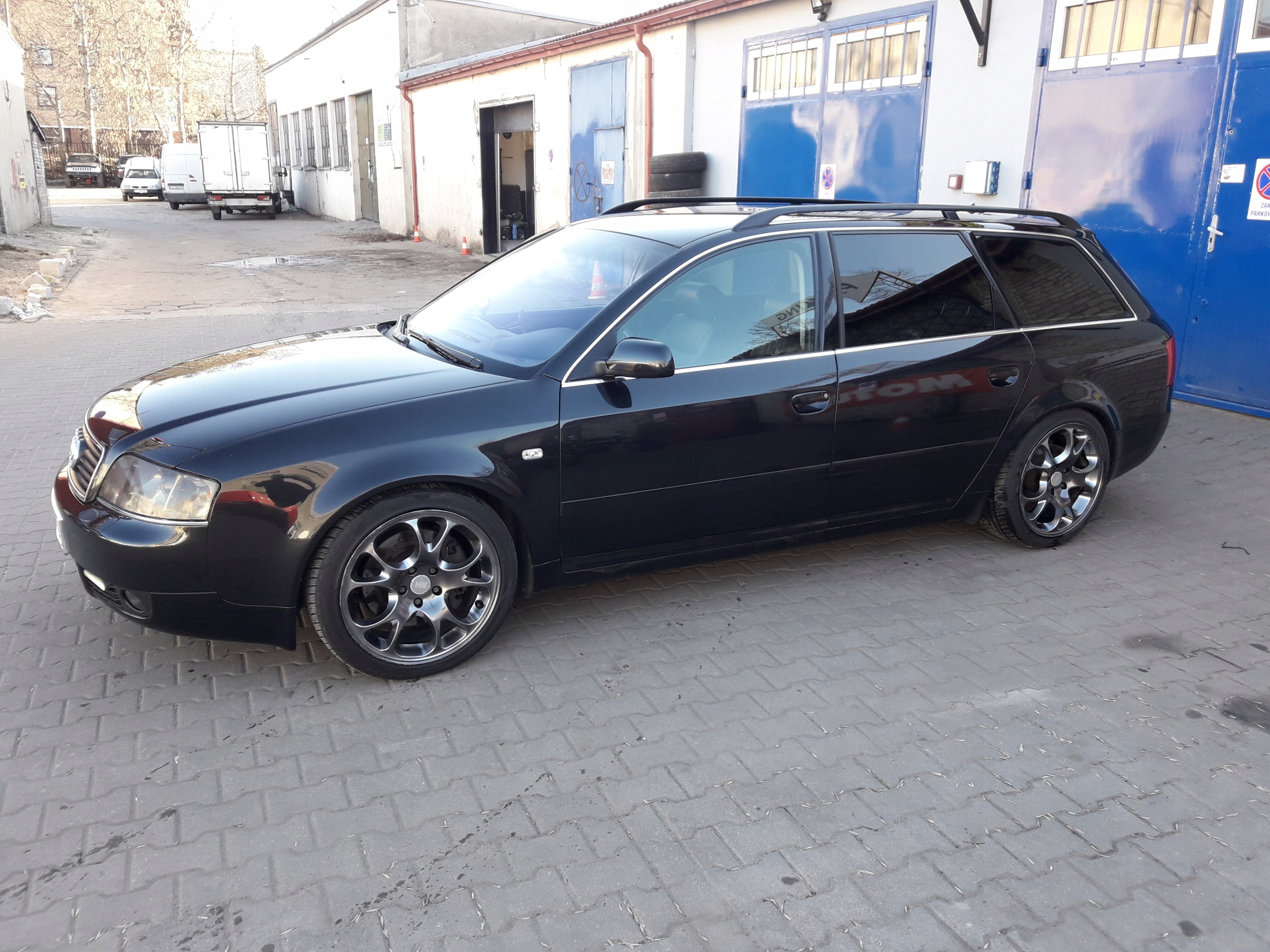 Audi A6 C5 AVANT 3.0 QUATTRO TIPTRONIC LPG