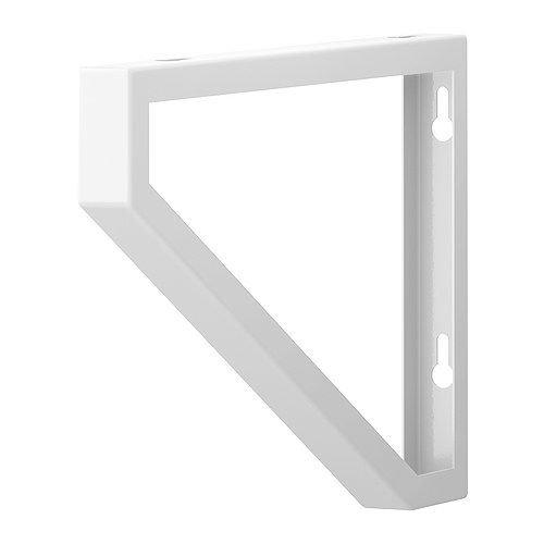 Ikea Ekby Lerberg Wspornik Półki Biały 6976311515