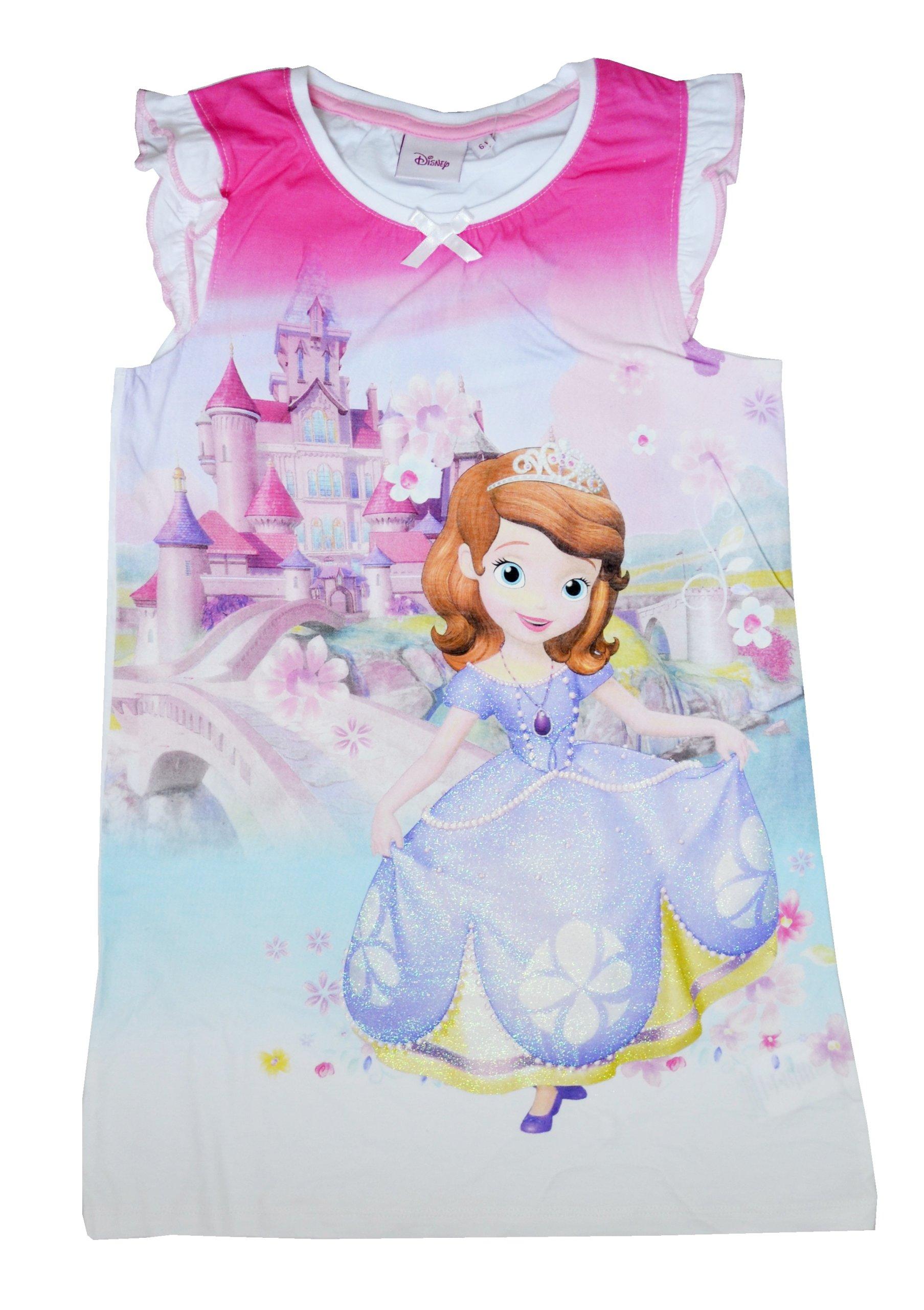 Koszula nocna Zosia 116 Księżniczka SOFIA piżama