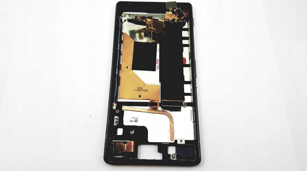 Korpus +taśmy +antena Sony Xperia Z3 D6603 OKAZJA!