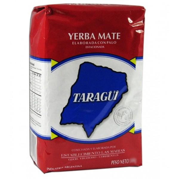 Yerba Mate Taragui CON PALO elaborada 1kg WYPRZ