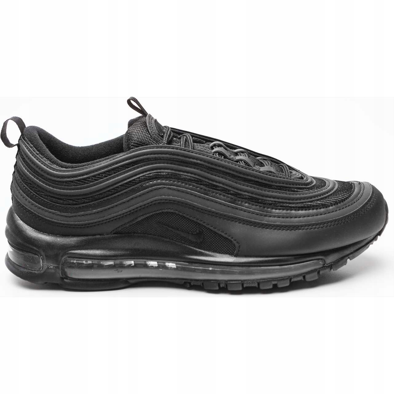 NIKE AIR MAX 97 001 BLACK ~42,5~ Męskie Sneakersy