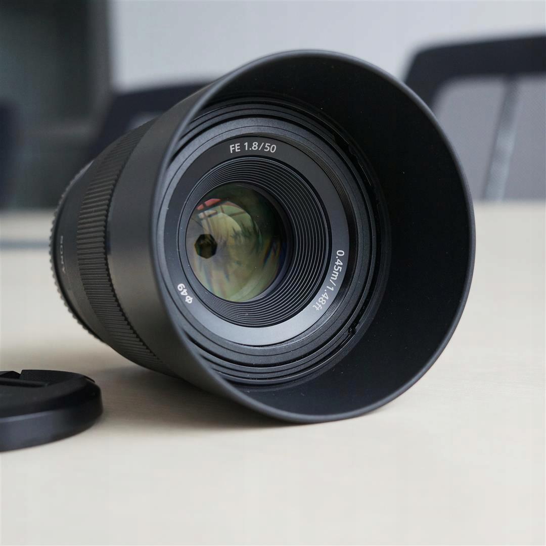 SONY FE 50mm/1.8 E-Mount