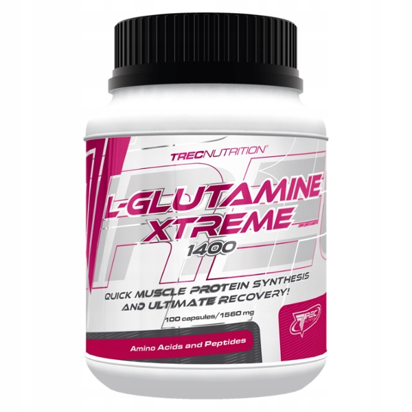 Trec L-Glutamine Xtreme - 100 kaps.