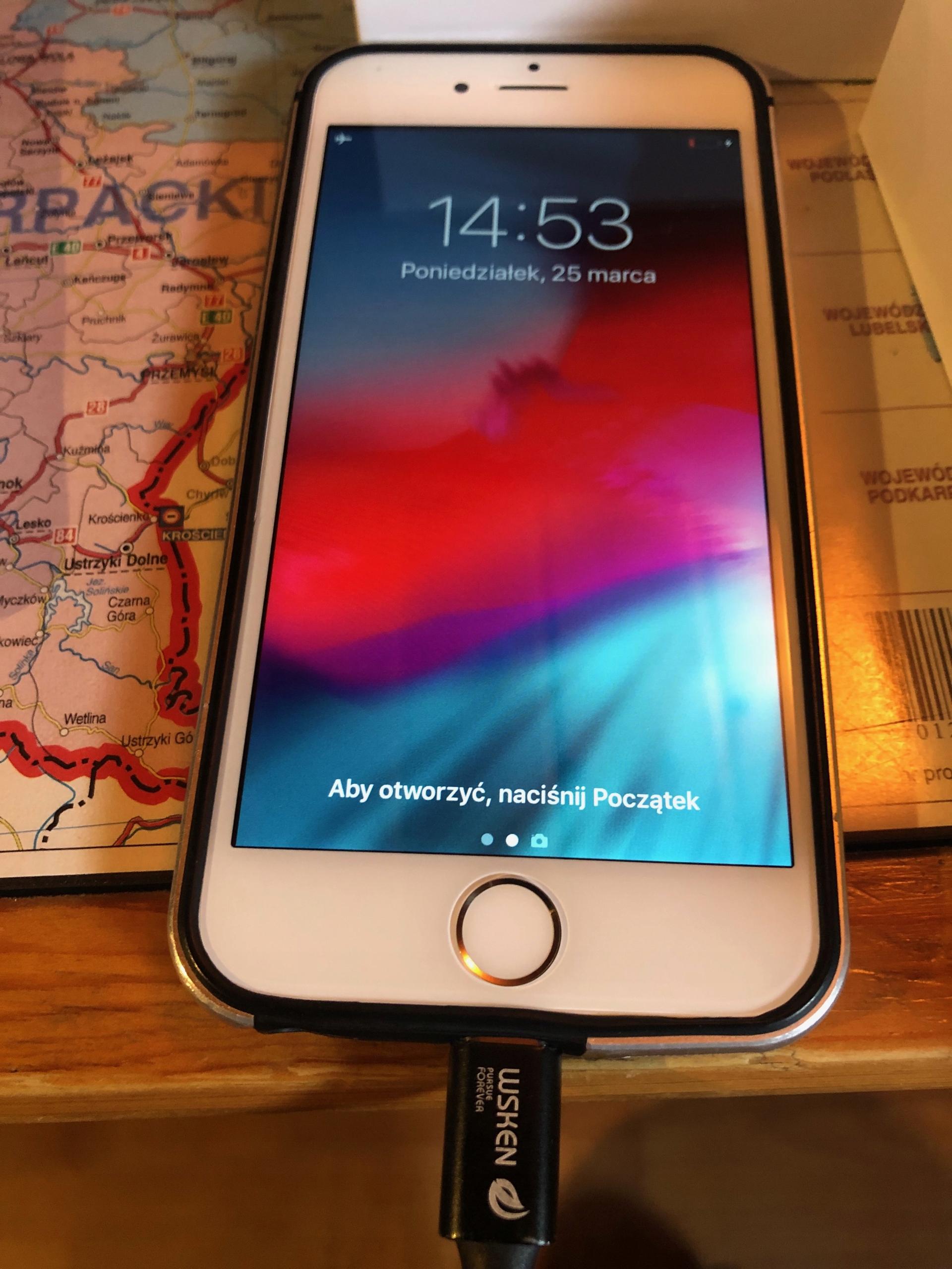 !!! iPhone 6 64GB złoty GOLD KRAKÓW POLECAM !!!