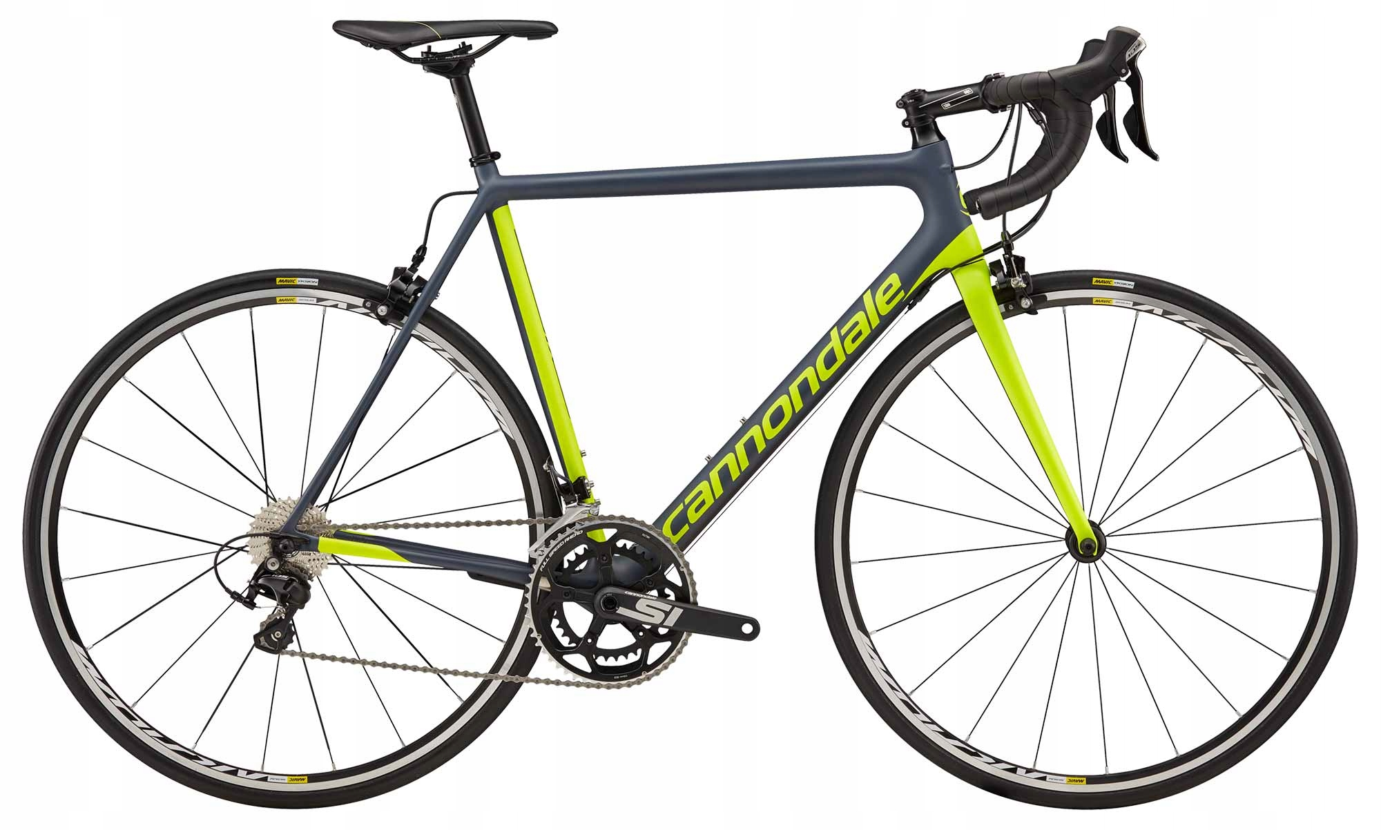 NOWY CANNONDALE SUPERSIX EVO CARBON 105, 2018, 54