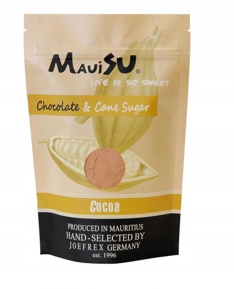 Czekolada z cukrem trzcinowym 0,5 kg MAUISU