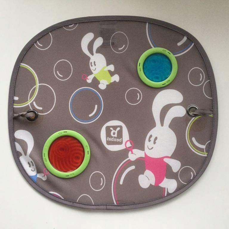 Benbat osłonka samochodowa dla dziecka bubbles