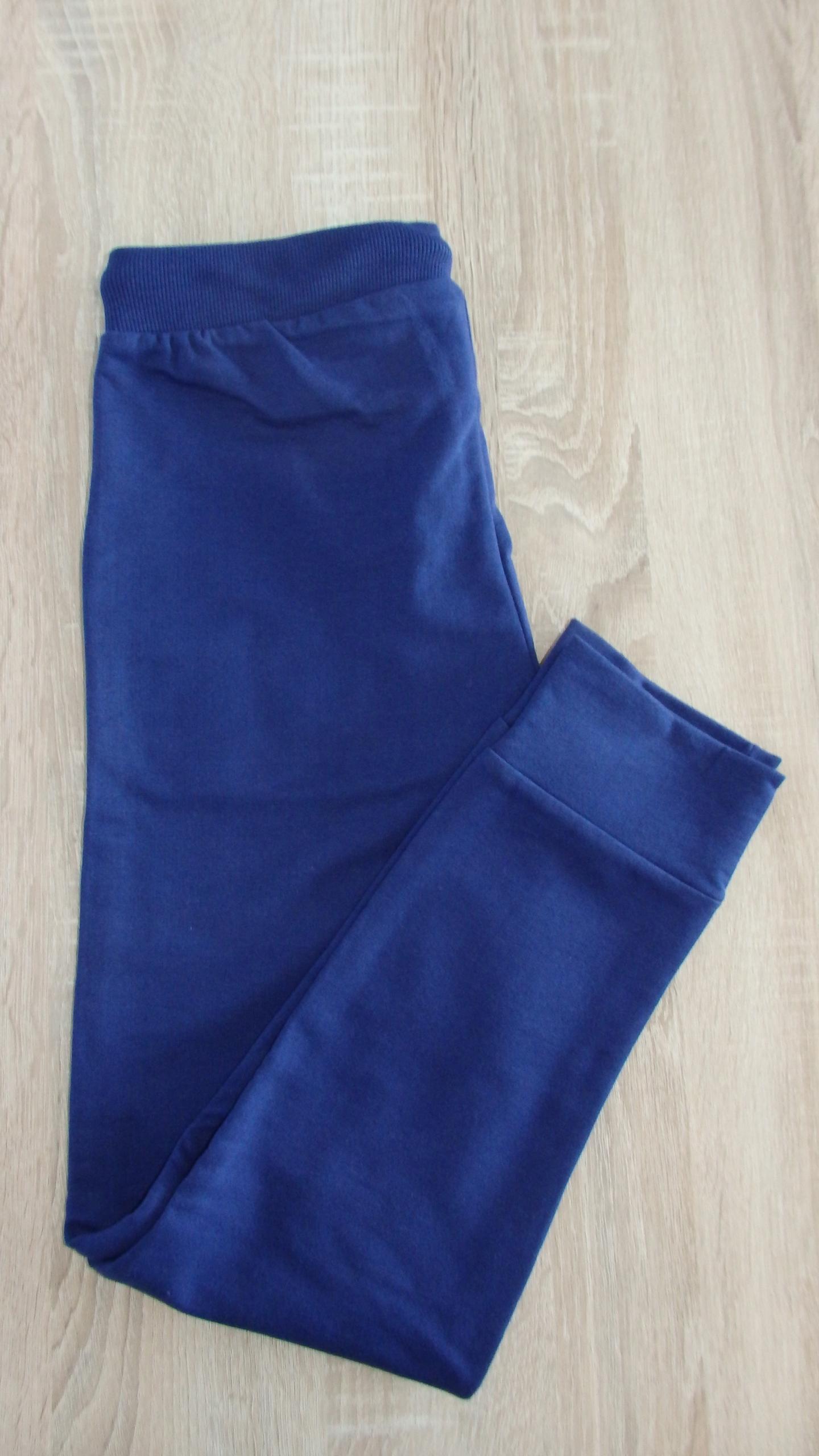 COOL CLUB Smyk spodnie materiałowe dresowe r. 134