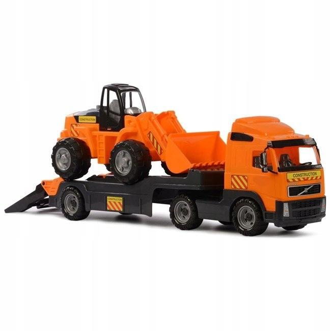 Samochód-holownik Volvo traktor-ładowarka
