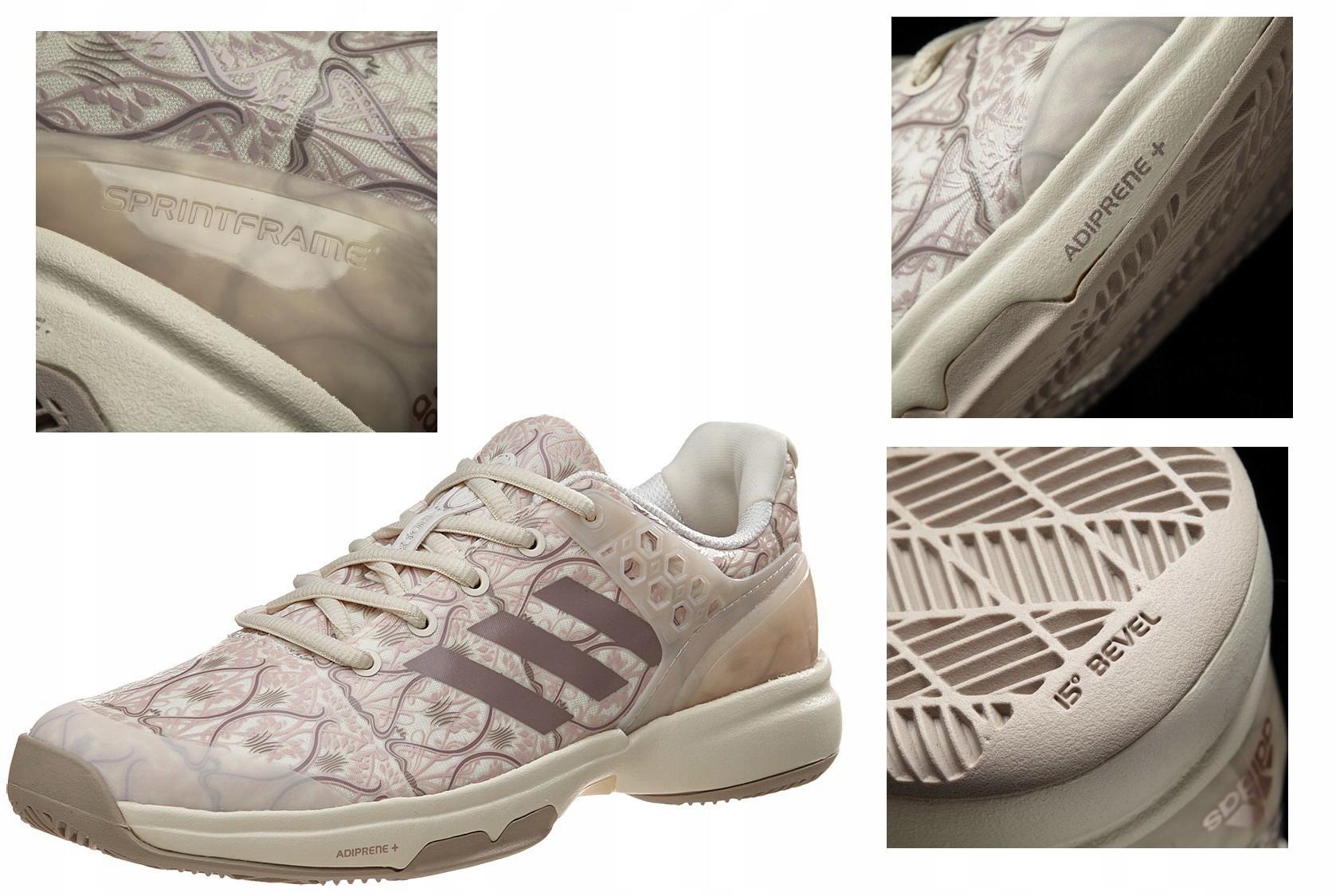 Adidas adiZero Ubersonic 2 buty tenisowe - 41 1/3