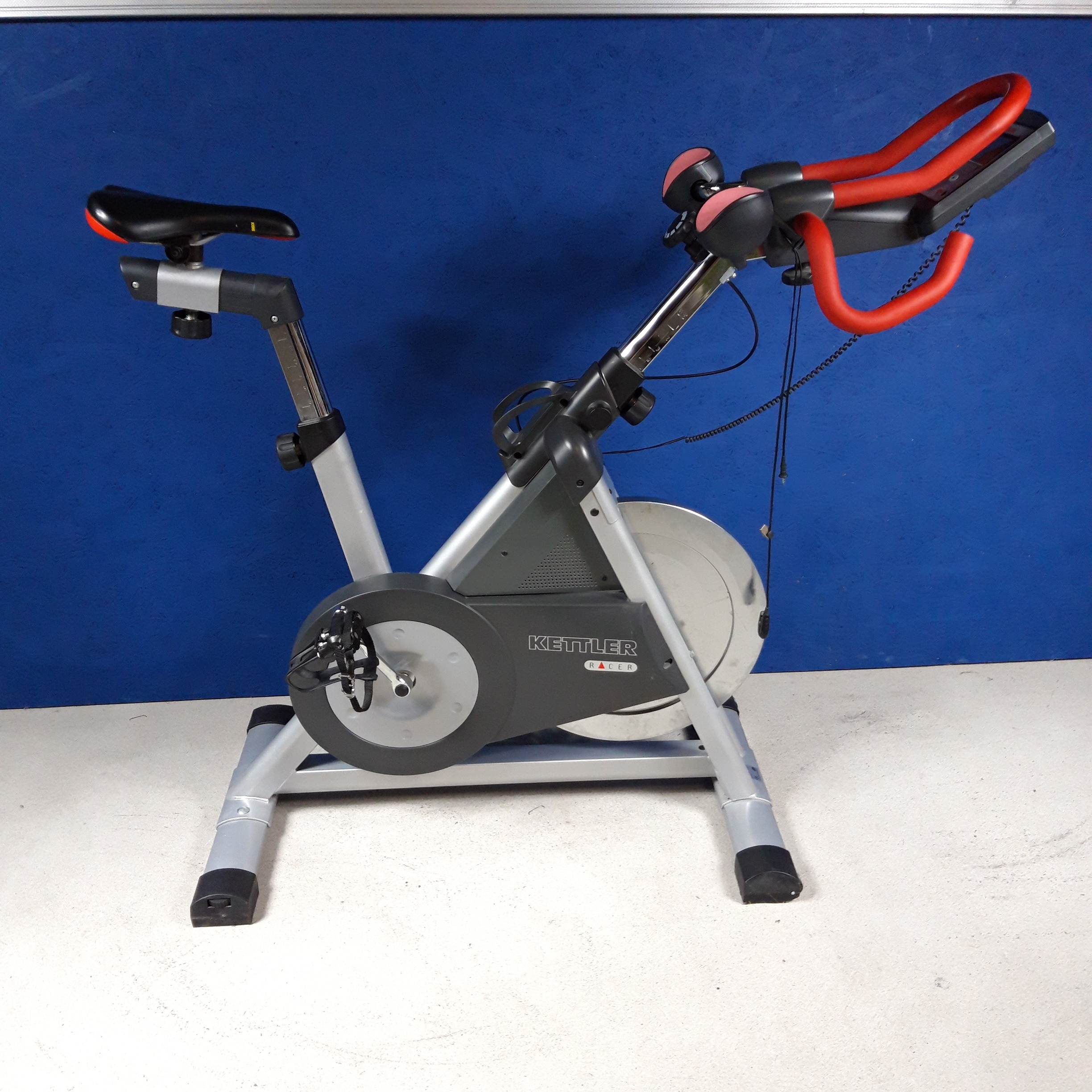 Rower spinningowy magnetyczny Kettler Racer (161)