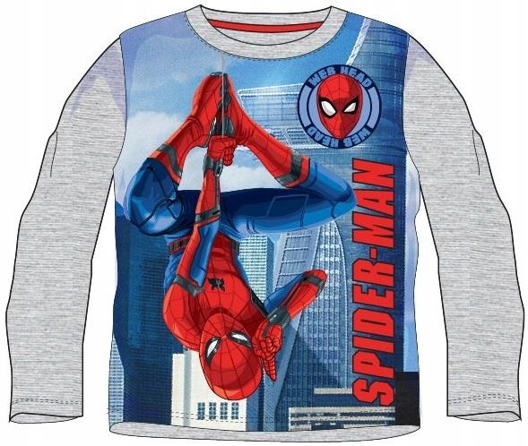 Bluzka bluza t-shirt SPIDERMAN 122 7 lat